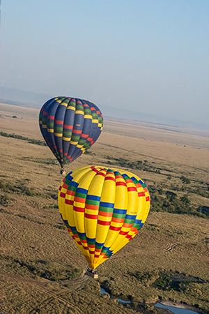 Ballooning-over-Kenya